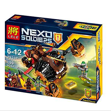 Til Gave Byggeklodser Robot Legetøj