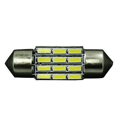 SO.K 10pcs Araba Ampul 180 lm İç Işıklar