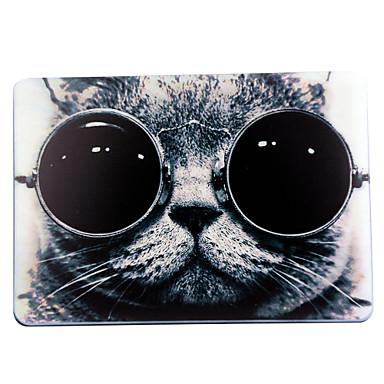 Capa para MacBook Capa de Corpo Inteiro Animal Plástico para MacBook Pro 15 Polegadas / MacBook Air 13 Polegadas / MacBook Pro 13
