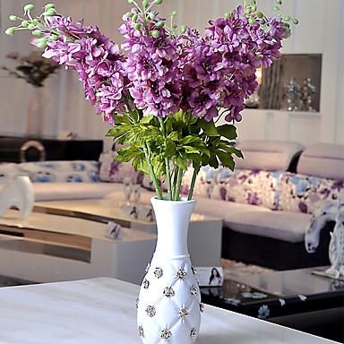 Kunstbloemen 1pcs Tak Pastoraal Stijl Overige Bloemen voor op tafel
