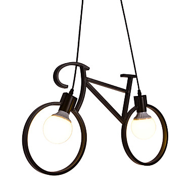 2-luz Novedades Lámparas Colgantes Luz Ambiente - Los diseñadores, 110-120V / 220-240V Bombilla no incluida / 10-15㎡ / E26 / E27