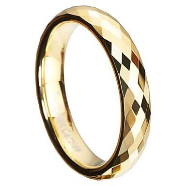 Dame Statement-ringe Mode Zirkonium Legering Smykker Til Bryllup Fest