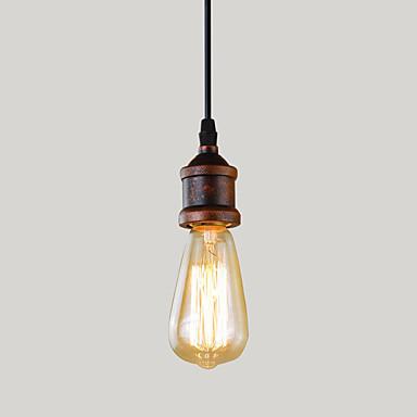 Avize Lambalar Ortam Işığı - Mini Tarzı, 110-120V / 220-240V, Sıcak Beyaz, Ampul dahil değil / 5-10㎡ / E26 / E27