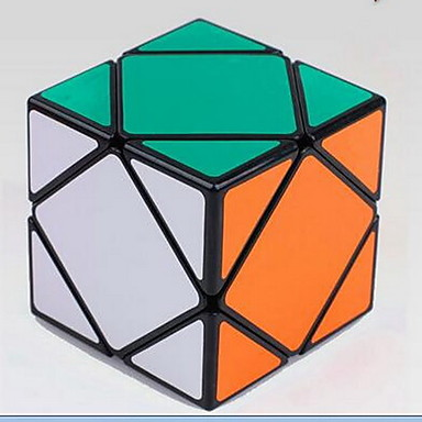 Rubiks kubus Alien skewb Skewb Cube 3*3*3 Soepele snelheid kubus Magische kubussen Puzzelkubus professioneel niveau Snelheid ABS