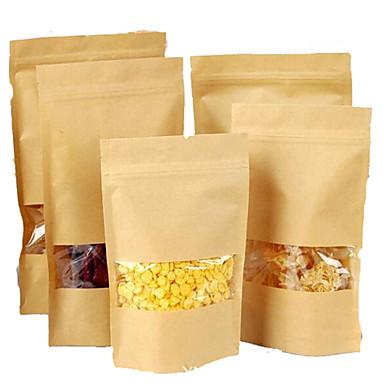 spot voidaan räätälöidä Kraft juontaa pähkinät kuivatut hedelmät elintarvikkeiden pakkaaminen pusseihin teepussit ikkuna kymmenen pack