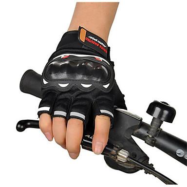 motorsport handschoenen half vinger cross country zomer rijden motorfiets semi vinger rider handschoenen