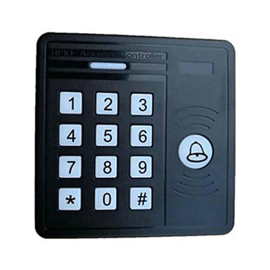 sistema de control independiente de control único ks168 inducción máquina de control de acceso control de acceso electrónico