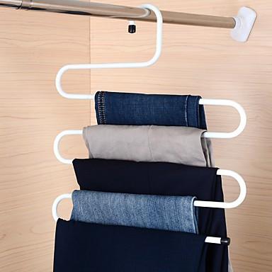 Håndklædestang Aluminium Stål m. lavt kulstofindhold