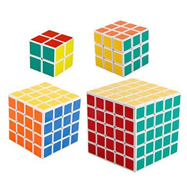 Rubiks terning shenshou 2*2 5*5*5 4*4*4 3*3*3 2*2*2 Let Glidende Speedcube Magiske terninger Puslespil Terning Professionelt niveau