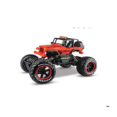 RC auto 9972 4ch Off Road Car High-Speed 4WD Drift Car Buggy SUV Rock Climbing Car Borstelloos Elektrisch 50KM/h KM / H Afstandsbediening