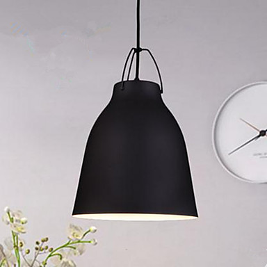 Vedhæng Lys Baggrundsbelysning - LED, 110-120V / 220-240V, Gul, Pære ikke Inkluderet / 5-10㎡ / E26 / E27