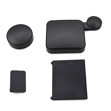 Tapa de Objetivo / Protectores de Pantalla Impermeable / Conveniente / Todo en Uno por Cámara acción Gopro 4 / Gopro 3+ El plastico - 1
