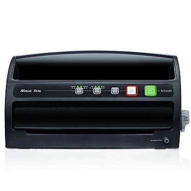 ms1160 voedsel vacuüm verpakkingsmachine (plug in AC 220V 50-60 Hz / 200W)