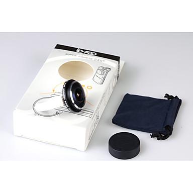 235 Grad Super Fisheye professionelle Fotoobjektive für Apfel Hirse Samsung htc allgemeinen kreis clip