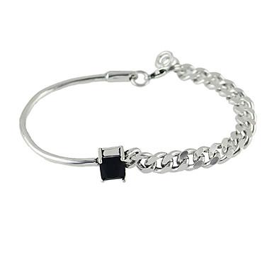 Dames Armbanden met ketting en sluiting Wikkelarmbanden Modieus Legering Anderen Sieraden Feest Dagelijks Kostuum juwelen Zilver
