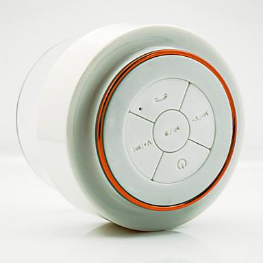 F012 Wasserdicht / Bluetooth / Tragbar Lautsprecher für Regale Orange / Rot / Blau