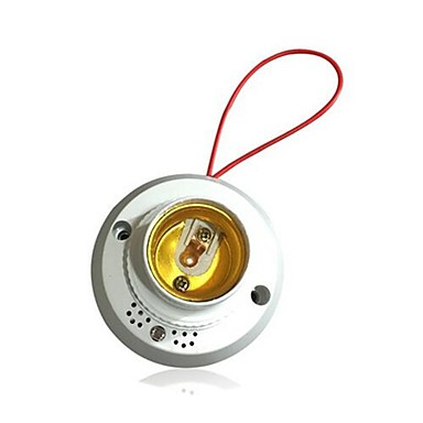 interruptor de controle de som e luz