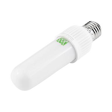 YWXLIGHT® 800-900lm E26 / E27 LED-kornpærer T 48 LED perler SMD 4014 Dekorativ Varm hvit Kjølig hvit 85-265V 110-130V 220-240V