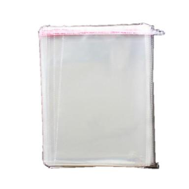 opp 18 * 26 centímetros underwear bra individuais sacos sacos sacos transparentes 100