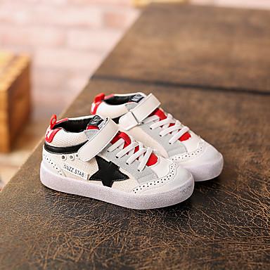 Sneakers-TylUnisex-Blå Rosa Rød-Fritid-Flad hæl