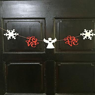 Stof, Feestdecoraties Huisdecoratie