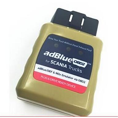 emulador adblueobd2 para obd2 caminhões scania adblue