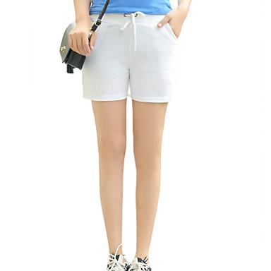 Mulheres Shorts de Corrida Secagem Rápida Respirável Confortável Compressão Shorts largos Shorts Calças para Ioga Exercício e Atividade