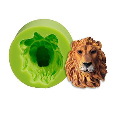 Herramientas para hornear Silicona Ecológica / Manualidades Pastel / Cupcake / Tarta Animal Molde para hornear
