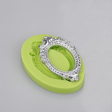 Herramientas para hornear Silicona Ecológica / Antiadherente / Asas Pastel / Galleta / Cupcake Herramienta de repostería