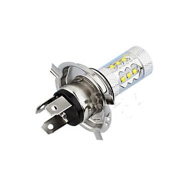 H4 Auto Leuchtbirnen 80W SMD LED- 1200lm LED Scheinwerfer