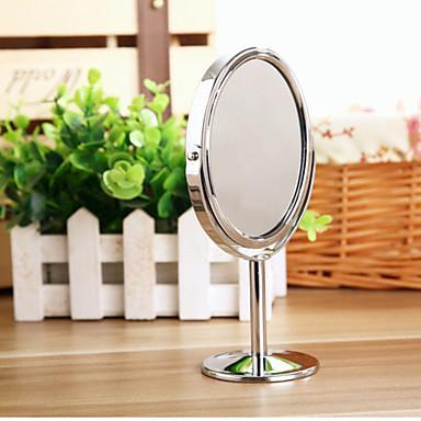 Tischspiegel Zeitgenössisch Silber,Gute Qualität Spiegel