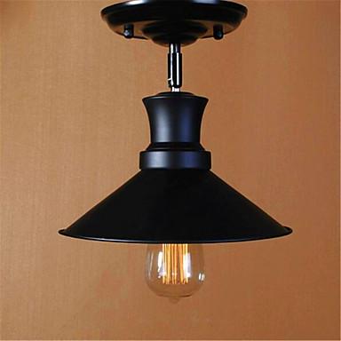Montagem do Fluxo ,  Rústico/Campestre Vintage Retro Rústico Pintura Característica for LED Estilo Mini Designers MetalSala de Estar
