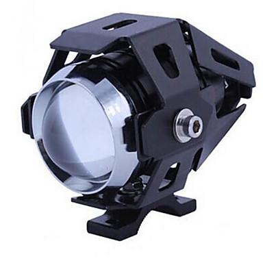 motocicleta levou farol luzes estroboscópicas de super focos brilhantes modificado U5 externa transformadores canhão laser