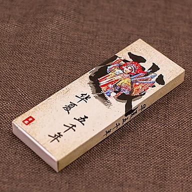 Verf bladwijzers Papier,1 Packs