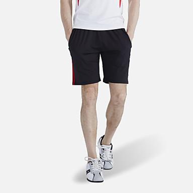 Heren Hardloopshorts Sneldrogend Ademend Compressie Comfortabel Baggy broek Cropped Short/Broekje voor Training&Fitness Hardlopen