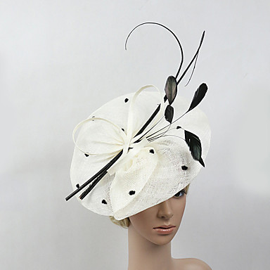 Veer Net fascinators 1 Bruiloft Speciale gelegenheden  Helm