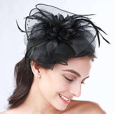 Dozen netto hoofdbanden hoofddeksel huwelijksfeest elegante vrouwelijke stijl