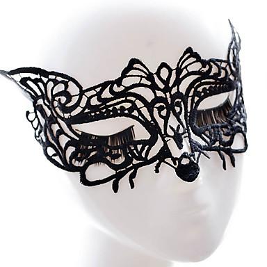 1pc nye hotte maskerade masker af BUD silke eye mask klubber i europa og vintage appel dance festival