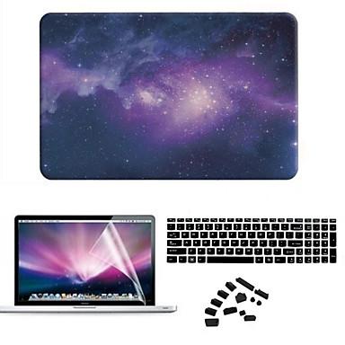 MacBook Herbst Hüllen (Full Body) Himmel / Cartoon Design Kunststoff für MacBook Air 11 Zoll / MacBook Pro 15 Zoll mit Retina -
