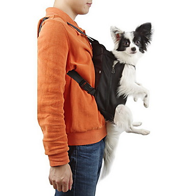 Cat Dog Carrier & Travel Backpack Front Backpack Pet Baskets Solid Colored Portable Breathable Red Blue Pink For Pets
