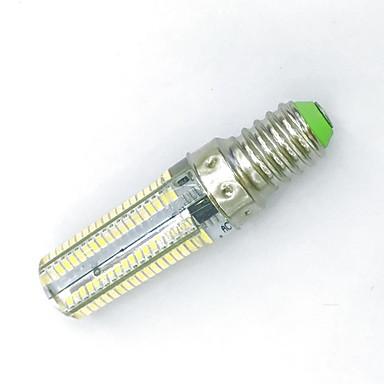 5 E14 LED-maïslampen T 152LED SMD 3014 600LM lm Warm wit / Koel wit Decoratief AC 220-240 V 1 stuks