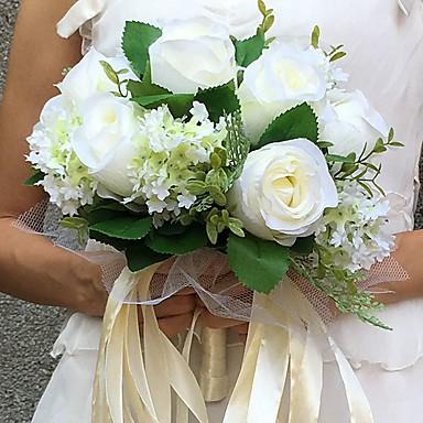 Bouquets de Noiva Buquês Casamento Festa / noite 9.84