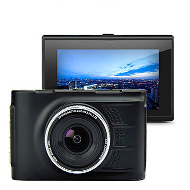 Allwinner novatek Auto DVR 3 Scherm Dashboardcamera