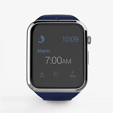 Reloj elegante para iOS / Android Calorías Quemadas / Llamadas con Manos Libres / Pantalla Táctil / Distancia de Monitoreo / Podómetros Seguimiento de Actividad / Seguimiento del Sueño / Recordatorio