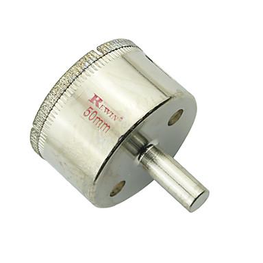 rewin værktøj legeret stål glas huller opener hulstørrelse-50mm 2stk / box