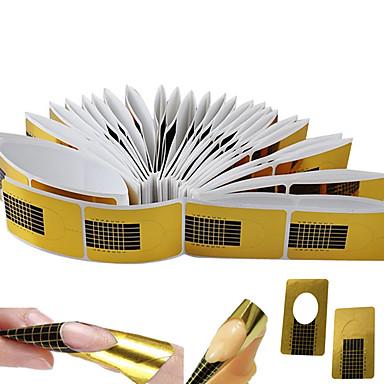 100stk Nail Art Tool Holdbar Neglekunst Manikyr pedikyr Enkel / Klassisk Daglig