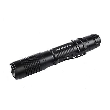 Taschenlampe geformt Laserpointer 532nm Aluminum Alloy
