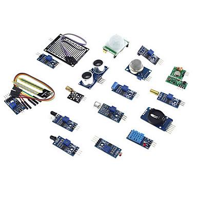 eicoosi 16 i en sensormodul kit for Raspberry Pi 3b / 2b / b