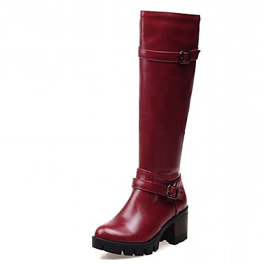 95062d5e4d3 Women's Synthetic / Patent Leather / Leatherette Spring / Fall ...