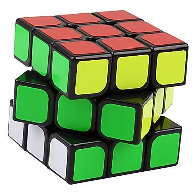 hesapli Oyuncaklar ve Oyunlar-Sihirli küp IQ Cube YongJun 3*3*3 Pürüzsüz Hız Küp Sihirli Küpler bulmaca küp profesyonel Seviye Hız Klasik & Zamansız Çocuklar için Yetişkin Oyuncaklar Genç Erkek Genç Kız Hediye